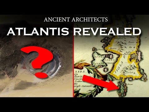 NEW THEORY: The Lost Island of Atlantis Revealed   Ancient Architects