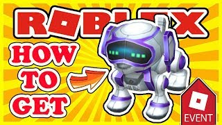 [EVENT] HOW TO GET ROBODOG - Roblox Innovation Event Black Panter Movie - Miner's Haven REZ