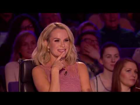 Top 3 - Ant & Dec  GOLDEN BUZZER Auditions on Britain's Got Talent