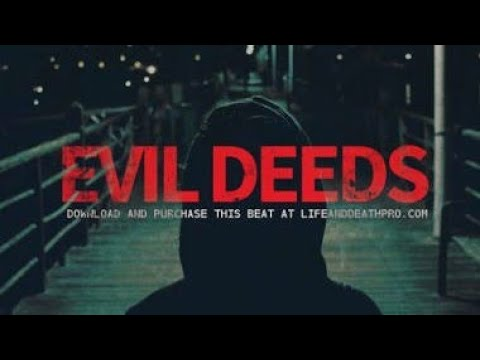 Eminem - Evil Deeds (Lyrics Video)