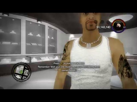 How to Make the Default Player in Saints Row 2 |