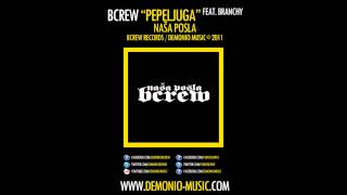 BCREW (Demonio & Furio Đunta) - Pepeljuga feat. Branchy (2011 | Produced by: Big Boss, LikBeatz)