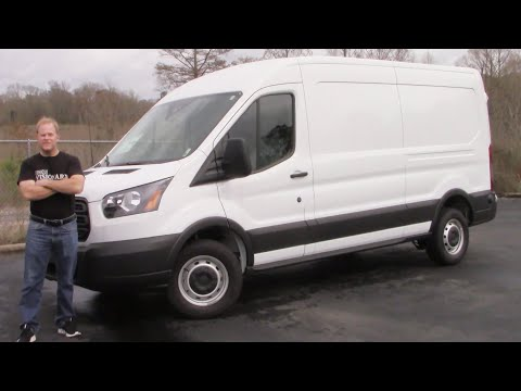 Is The 2019 Ford Transit 250 The Ideal Cargo Van To Meet Your Needs?
