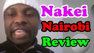 Nakei Nairobi by Mbilia Bel | A review of the song in English