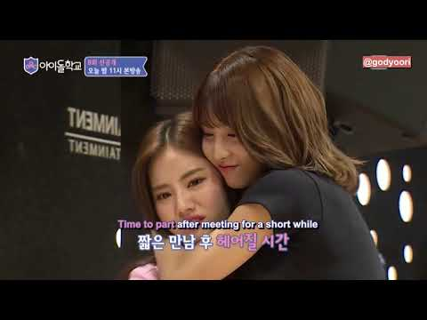 [ENG SUB] Idol School (아이돌학교) EP 8 - Like Ohh Ahh team (Park Jiwon, Natty meeting with TWICE)