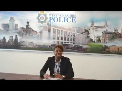 Acting Detective Inspector Tanya Wilkins - Why I Joined West Yorkshire Police