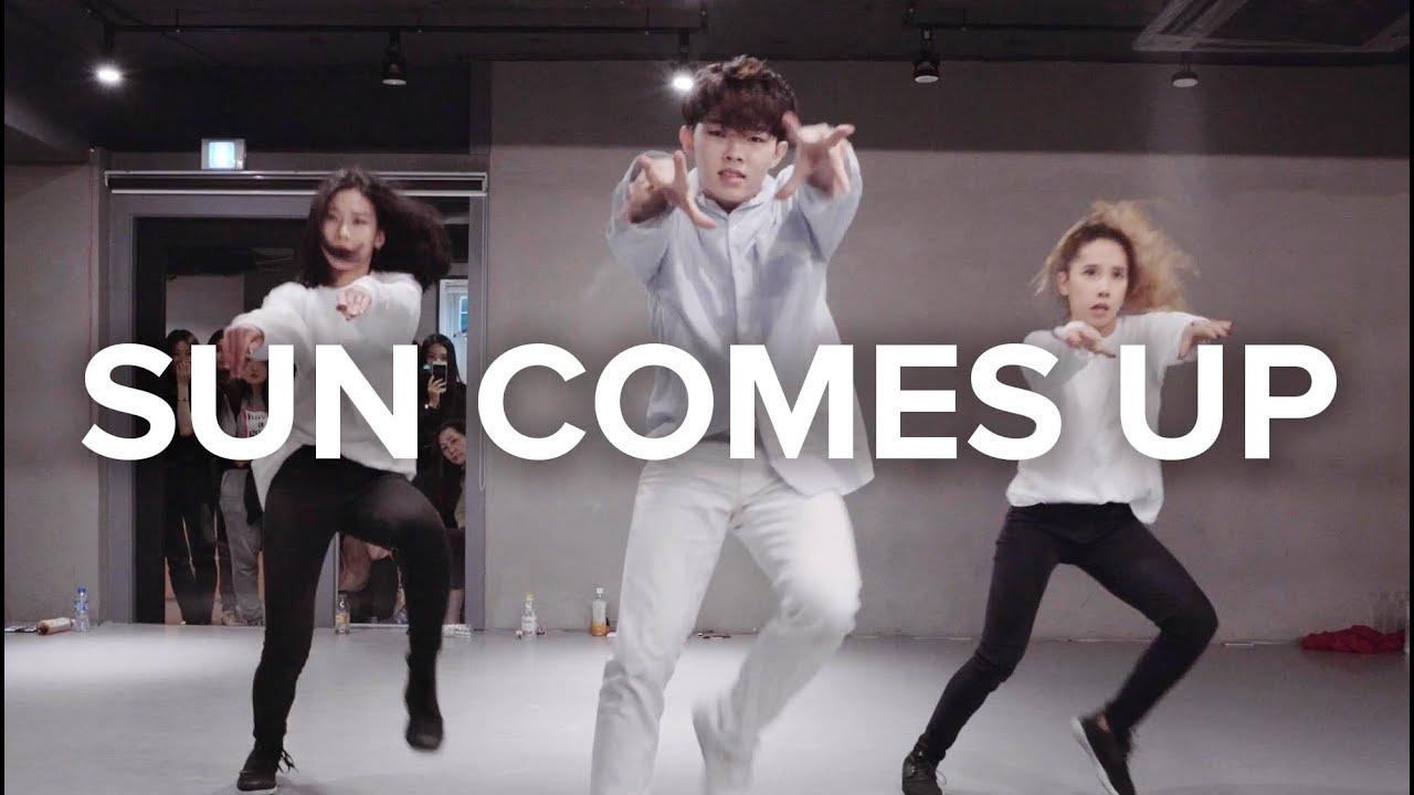 Sun Comes Up - Rudimental / Jun Liu Choreography