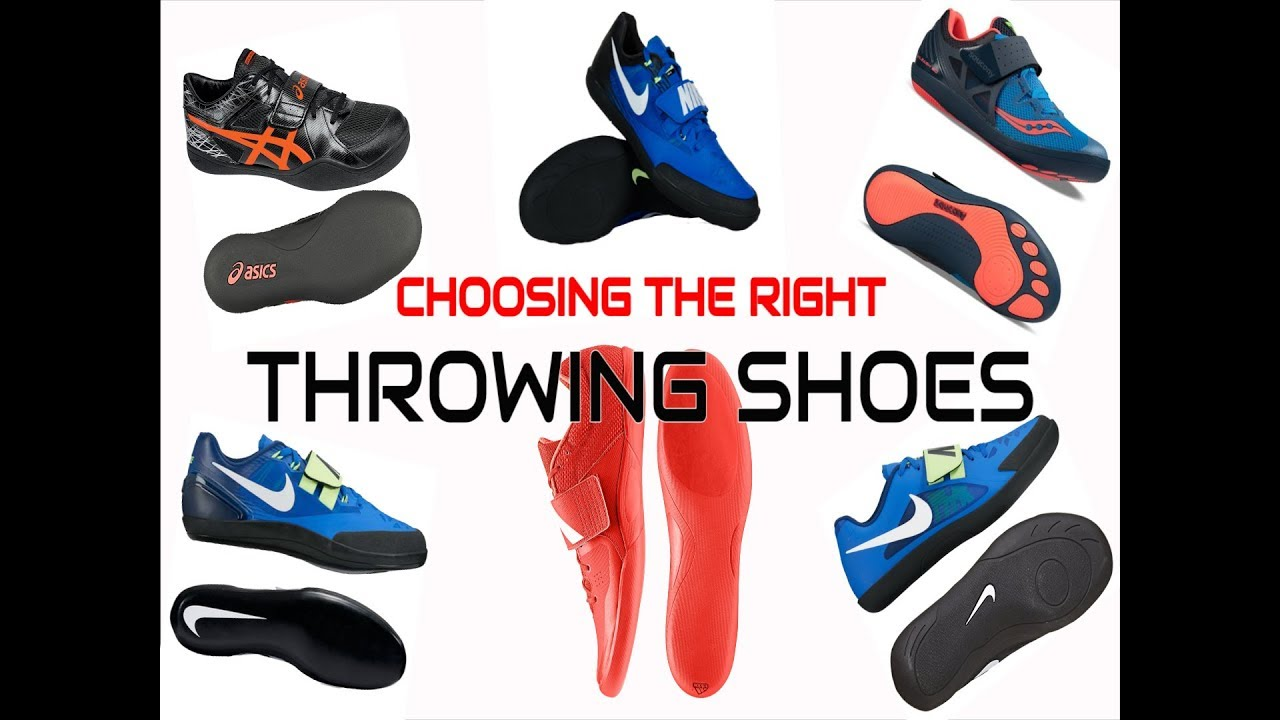 discus shoes