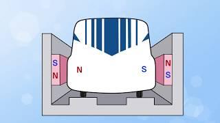 リニア中央新幹線広報動画 Superconducting Maglev