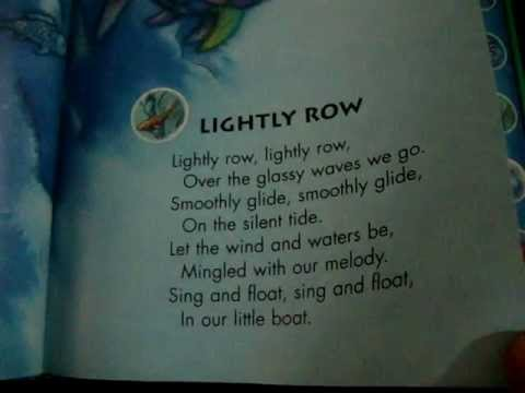Rainbow fish giving makes you special lyrics