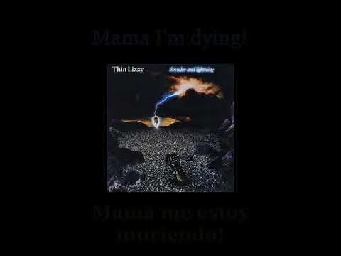 Thin Lizzy - Heart Attack - Lyrics / Subtitulos en español (Nwobhm) Traducida mp3