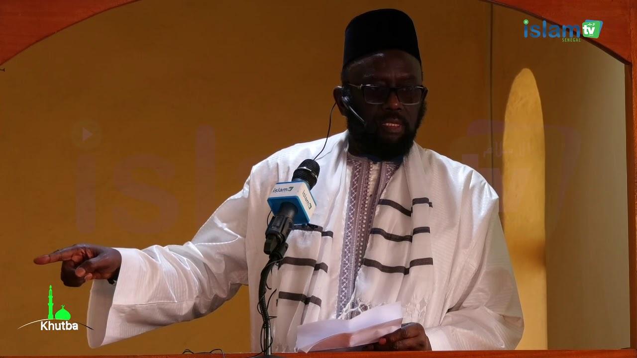 Khoutba : La formation Dogmatique du musulman durant le Pèlerinage  - DR Mouhamad Ahmad LO HA