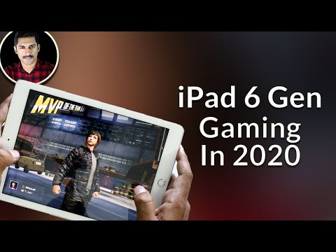 Apple iPad 6th Generation Gaming review in 2020
