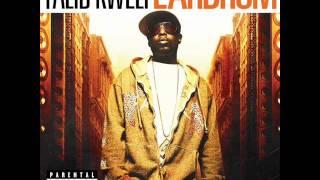 Talib Kweli - Hostile Gospel Pt.1 [Deliver Us] (Instrumental)