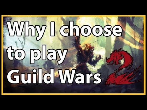Why I Choose To Play Guild Wars 2
