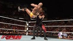 Kane vs. Titus O'Neil: Raw, August 12, 2013