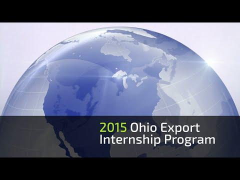 2015 Ohio Export Internship Program