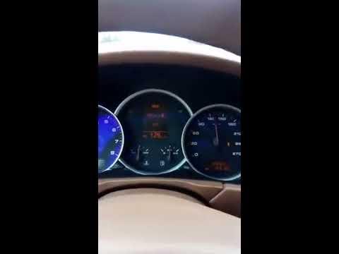 Porsche Cayenne Autobahn Sound