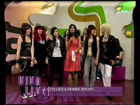 Viva Live 2007: Debbie Rockt! mit Collien, Teil 1