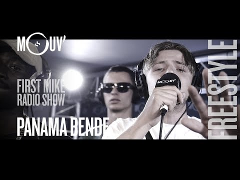 "PANAMA BENDE : ""Fêter"" + ""Smooth la""  (Live @ Mouv' Studios) #FMRS"