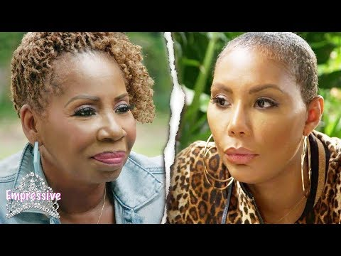 The Braxtons are still mad at Iyanla Vazant?  Braxton Family Values review