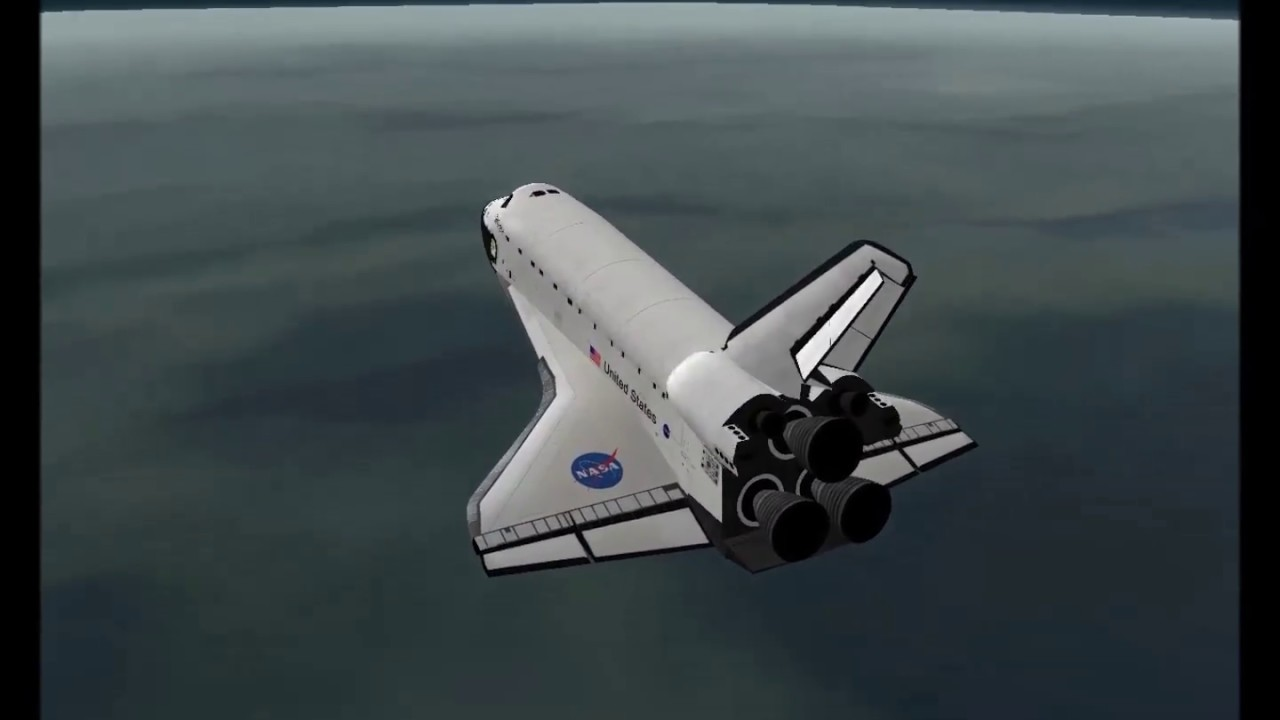 sts simulator space shuttle - photo #10