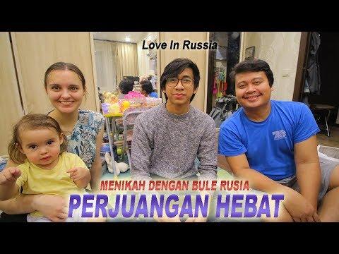 Pengalaman Akhirnya Nikah dengan Bule Rusia #fullstory