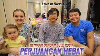 Pengalaman Akhirnya Nikah dengan Bule Rusia #fullstory MP3