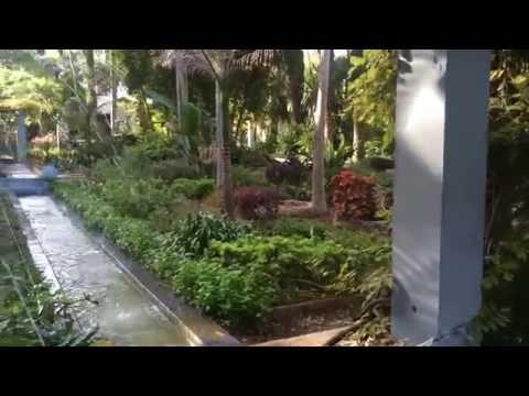 Jardin exotique Salé
