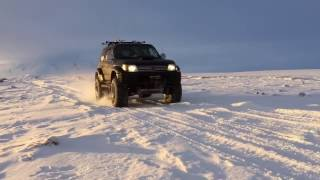 Iceland offroad