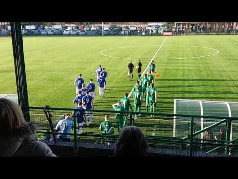 Bedworth United vs leek town