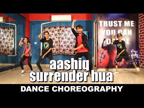 aashiq surrender hua dance performance  | badrinath ki dulhania | vicky patel choreography