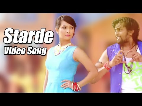 Bahaddur - Starade - Kannada Movie Full song Video | Dhruva Sarja | Radhika Pandith | V Harikrishna