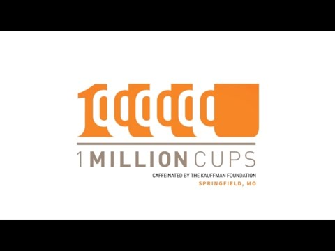 1 Million Cups - Springfield, MO - Vacation Rental Technology & Jaaks Beans - 6/8/16