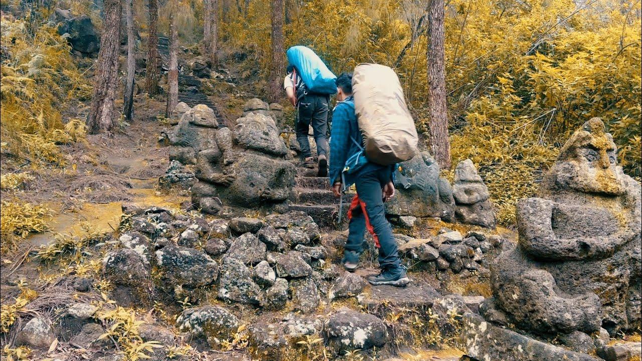 Jalur Mistis Gunung Arjuno Via Tambak Watu Purwosari Youtube