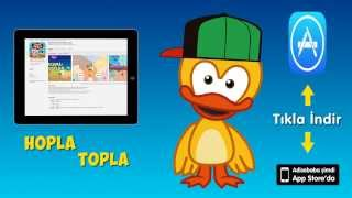 HOPLA TOPLA OYUN - Sevimli Dostlar Appstore Oyunları
