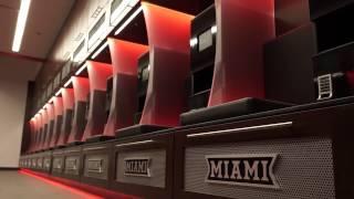 Miami University Football - Athletic Performance Center Tour - 2/1/2017