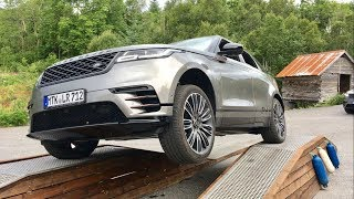 Land Rover Range Rover Velar OFF-ROAD Playground