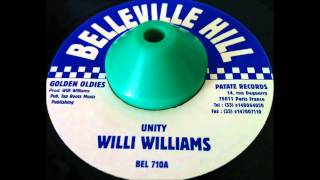 "Willi Williams "" Unity + Version"""