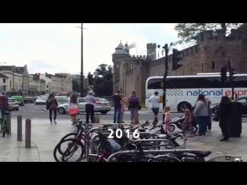 Cardiff Time Travel