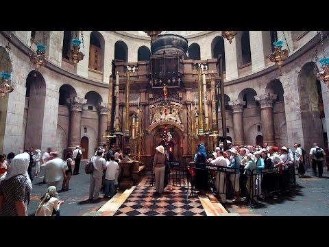 Christ's tomb reveals surprise after restoration HD