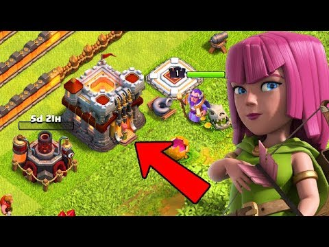 IT'S FINALLY HAPPENED!  TH11 Let's Play Episode 1   Clash Of Clans