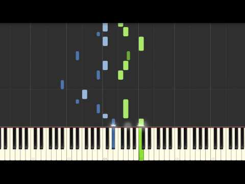 SLOW Piano Tutorial: Avril 14th (Aphex Twin) - Best HQ version   + Free sheet music and MIDI file