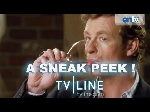 THE MENTALIST: Exclusive Simon Baker, Robin Tunney, and Guest Star Diane Farr : ENTV