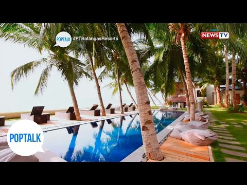 PopTalk: Batangas resort hopping: La Chevrerie and Sea's Spring Resort
