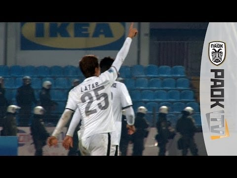 Η παρακάμερα του ΠΑΣ Γιάννινα Vs ΠΑΟΚ 0-2 - PAOK TV