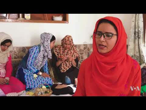 Tired of Unemployment, Kashmir Women Decide to Open Their Online Business