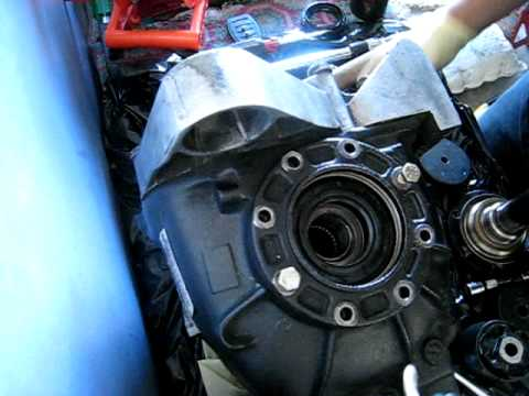 E39 M5 Diff Diy Part 2 Youtube