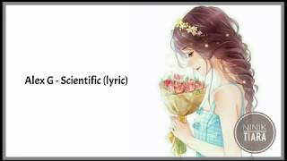 [Video Lyric] Alex G - Scientific