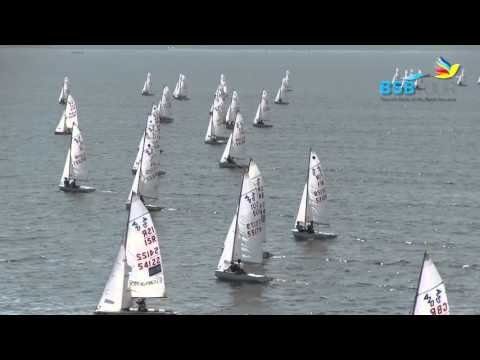 Burgas - the modern host of the sailing sports